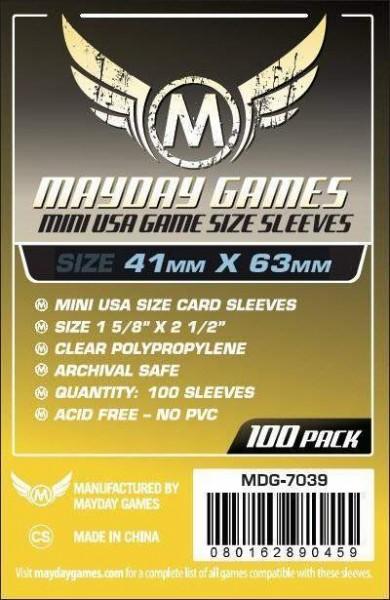 Mayday Standard Mini USA Size (100x)