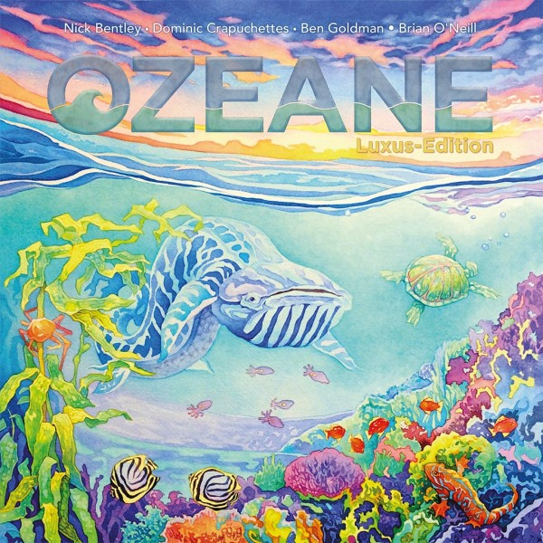 Ozeane: Luxus-Edition