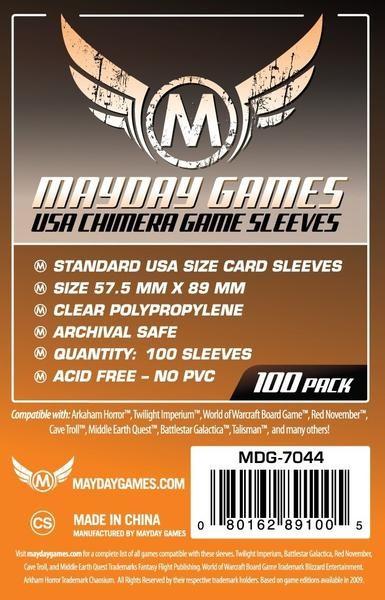 Mayday Standard USA Chimera Size (100x)